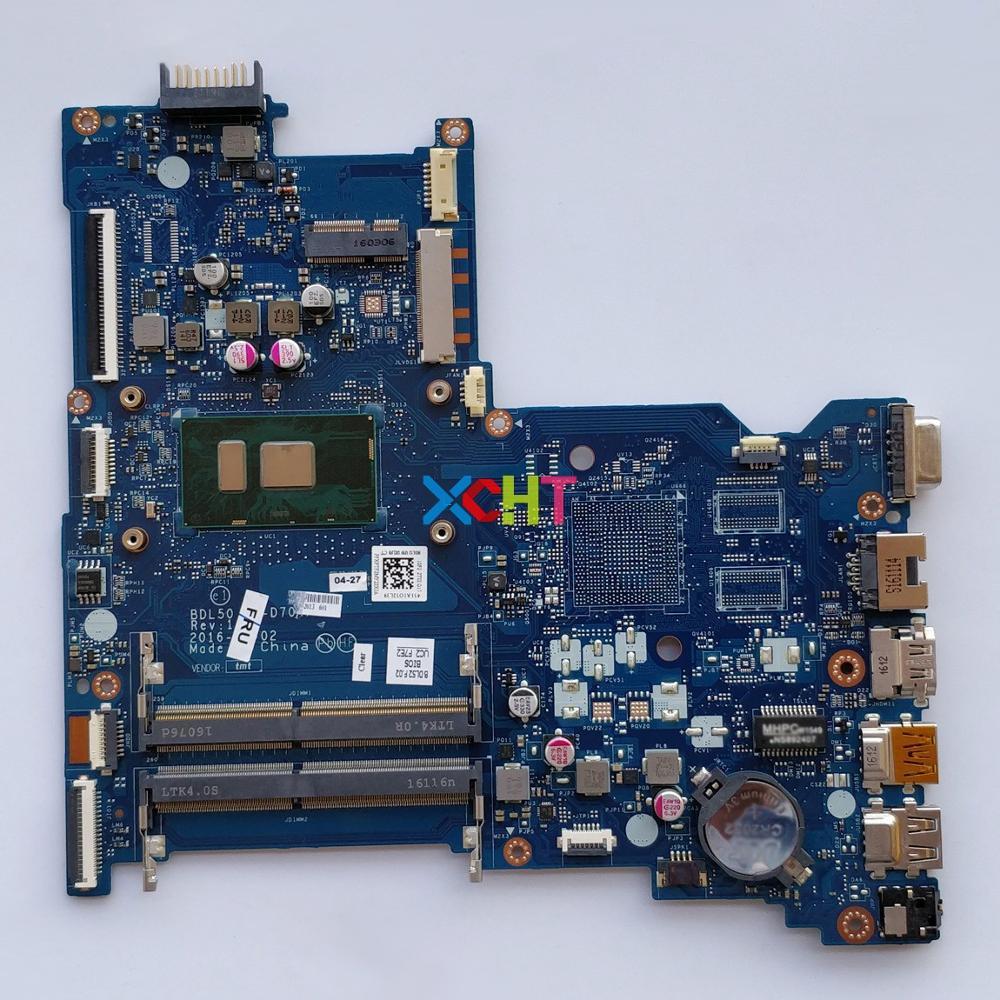 858581 601 858581 001 BDL50 LA D704P UMA w i5 6200U CPU for HP 250 G5
