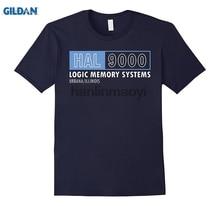 GILDAN HAL 9000 Logic Memory Systems Tee T-Shirt