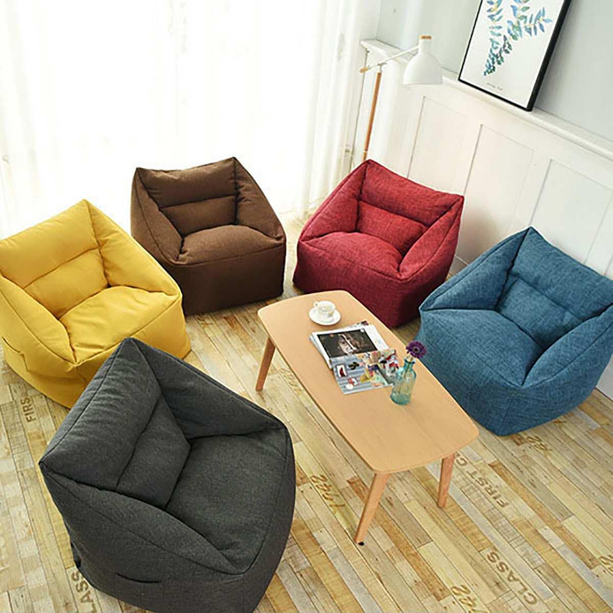 Waterproof Bean Bag Lazy Sofa Beanbag Sofas Indoor Seat ...