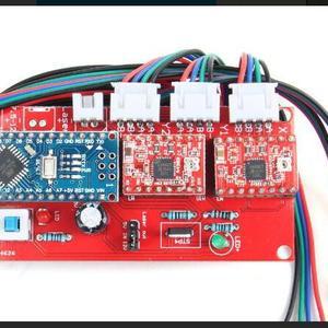 2axis USB Control Board DIY CN