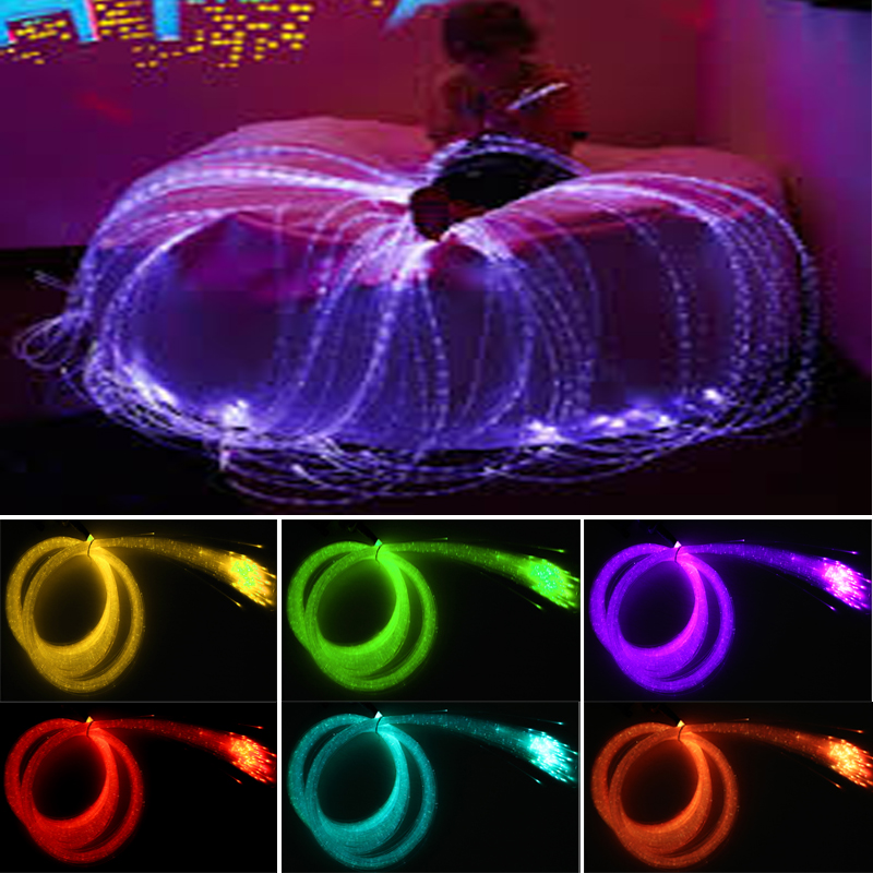 Multi sparkle Sensory Rooms Fibre Optics fiber for kids special use Autism disable elderly