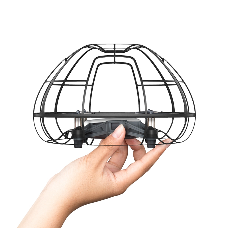 Image 3 - For Tello Drone New Spherical Protective Cage Cover Guard Light Full Protection Protector Guards Accessories.-in Drone Accessories Kits from Consumer Electronics