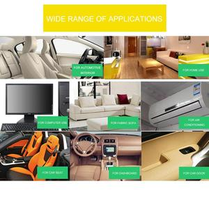 Image 2 - Professionelle 1 pc 120 ml Auto Sitz Pflege Wachs Leder Reiniger Automotive Interior Home Multi funktionale Pflege Mittel Mit handtuch