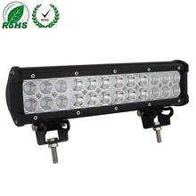 Car LED Work Light Bar 72W IP67 Waterproof 2160LM 6000K New Spot Refit Roof Strip Light For Truck SUV Flashlight
