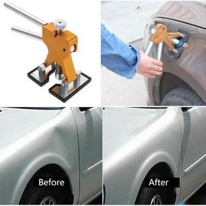 Image 3 - Dent Lifter Paintless Dent Strumenti di Riparazione Grandine Danni di Riparazione di Strumenti di Auto Auto Body Dent Repair Tool per Auto Kit Ferramentas