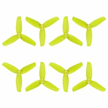20 pair Gemfan Flash 2540 2.5x4 2.5 Inch 3 Paddle Propeller Props w/ 1.5mm Mounting Hole For RC Multicopter Motor
