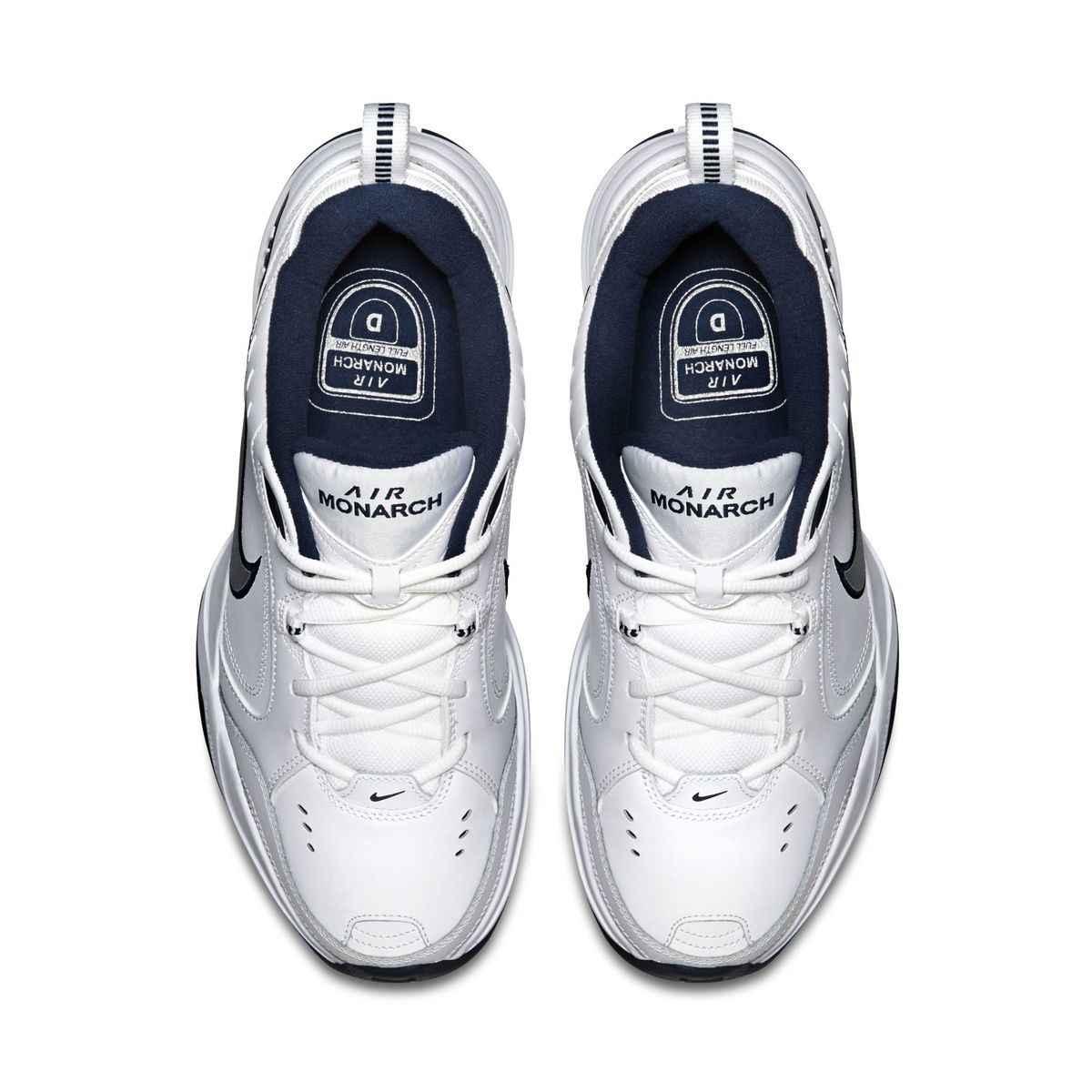 NIKE AIR MONARCH IV официальный Новое поступление дышащая мужская обувь для бега удобные спортивные уличные кроссовки #415445