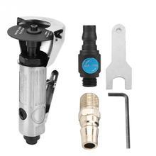 新 3in 調節可能なラウンド高速サンディングパッド ir カッター空気圧切断機新