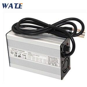 Image 1 - 54.6 V 2A chargeur 13 S 48 V Li ion chargeur de batterie Lipo/LiMn2O4/LiCoO2 chargeur de batterie Auto Stop Smart Tools