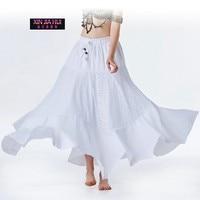 Belly Dance Show Serve Will Pendulum Skirt Pure Cotton Ats Performance Tribe Bellydance Costume Gypsy Danse Orientale Oriental