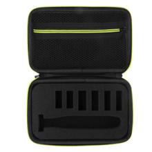 Hot Sale 1X Shaver Storage Carrying Case Box Carry Bag For Philips One Blade Pro Razor Uk(China)