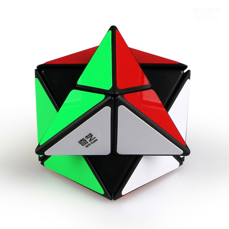 Puzzles & Games Obedient Qiyi Abnormity X Magic Neo Cube 56mm Special-shaped Magic Cube Children Alpinia Oxyphylla Interest Educational Toys With A Long Standing Reputation