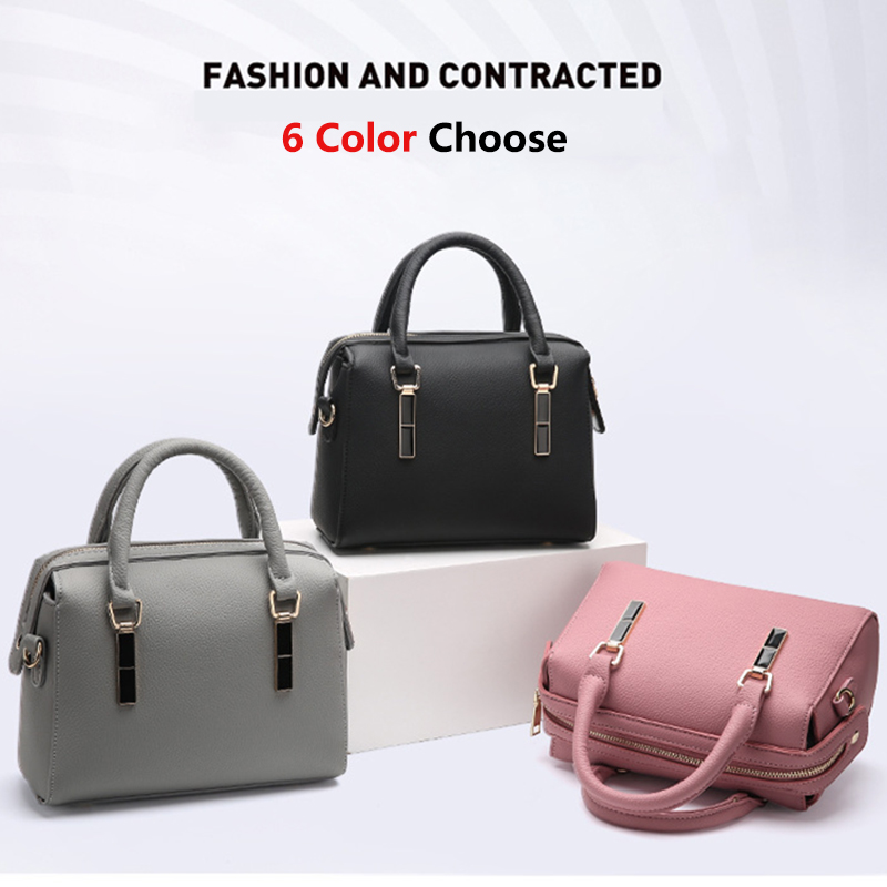 FSVECAN Luxury Brand Bags Women Fashion Handbag Leather Satchel Crossbody Messenger Shoulder Bag Ladies Purse 2019 Bolso Mujer-in Shoulder Bags from Luggage & Bags    2