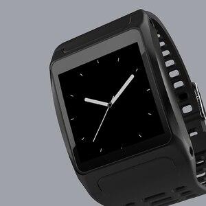 Image 5 - Z01 inteligentna bransoletka Ip67 wodoodporna fitnes Tracker krokomierz aktywny opaska monitorująca aktywność Big Dial Smartband tętno inteligentny Ba