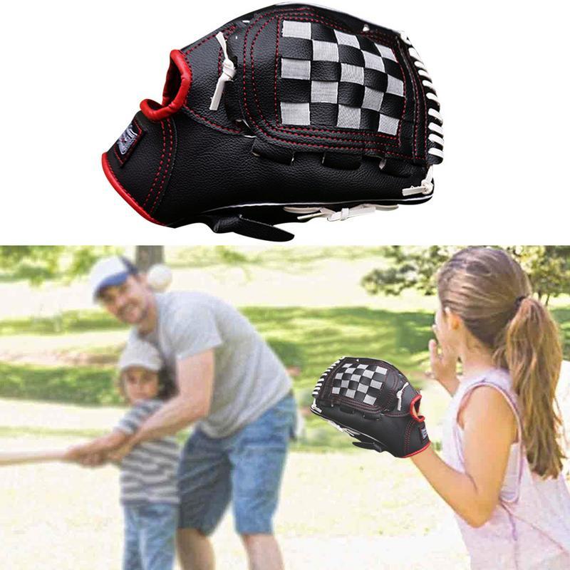 Sport Zubehör Baseball & Softball Handschuhe Außen 12,5 Zoll Sport Baseball Handschuh Erwachsene Softball Handschuh Pu Handschuh Geeignet Für Männer Frauen