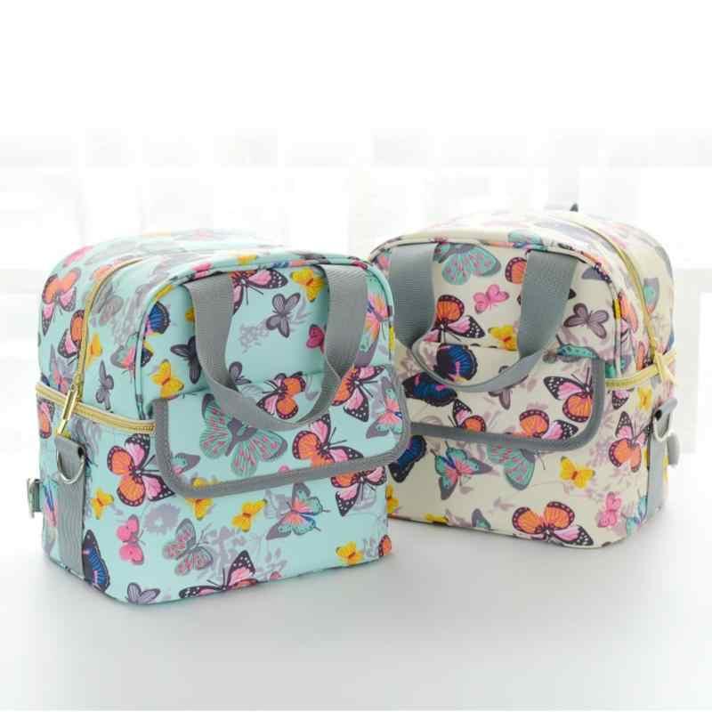 Bolsa de pañales de mamá a la moda, Enfriador de leche materna, bolsa de maternidad para lactancia, mochila de viaje para madre, bolsas de hombro para pañales de bebé para el cuidado del bebé