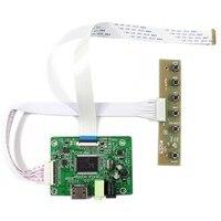 Trabalho da placa VS RTD2556H V1 do controlador do lcd de hdmi para LP140WD1 TPD1 Peças e acessórios de reposição     -