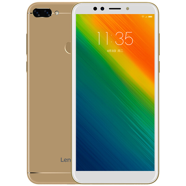 Lenovo K9 Note 4G Smartphone 6.0'' Android 8.1 Qualcomm Snapdragon 450 Octa Core 1.8GHz 3GB RAM 32GB ROM 16.0MP + 2.0MP R3760mAh 4