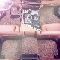 Styling Decoration Modification Protector Automovil Automobile Accessories Decorative Carpet Car Floor Mats FOR Peugeot 508