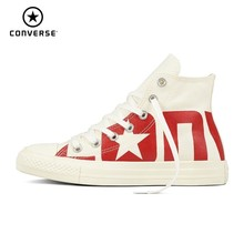 CONVERSE Official All Star Classic Breathable Skateboarding Shoes Anti-slip Sneakers#159532C/159533C