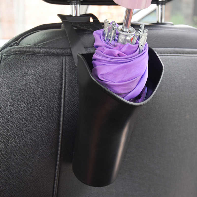 1 шт. водонепроницаемый автомобильный зонтик приспособление для хранения коробка держатель ведро для хранения чехол для автомобиля футляр для зонта