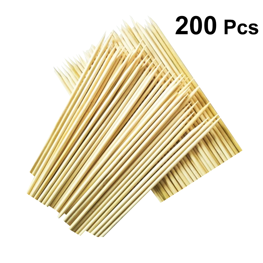 Wood Tooth Picks Buffet Sticks Wooden Toothpicks x 1000 Food Picks