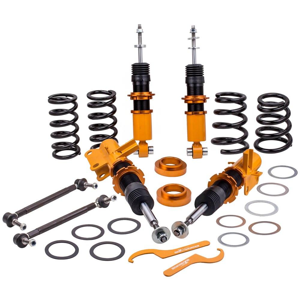 Compleet Schroefset Suspension Kit Voor Chevrolet Camaro 2010-2015 Adj. Hoogte Schokdempers Stutten
