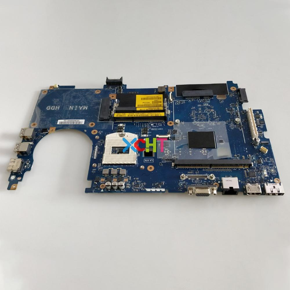 Image 5 - CN 0GDMGC 0GDMGC GDMGC PGA947 VAR10 LA 9782P for Dell Precision M6800 Laptop NoteBook PC Motherboard Mainboard Tested-in Laptop Motherboard from Computer & Office