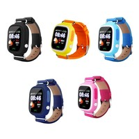 Q90 Smart Watch For Children Gps Positioning Watch Mobile Phone Color Screen Touch Screen