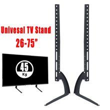 26-75inch Universal TV Stand Base Plasma LCD Flat Screen Tab