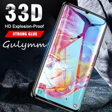 New 33D  Screen Protector For Samsung Galaxy A 10 20 30 40 50 60 70 80 90 M 30 20 10 2019 A505F Full Cover Tempered Glass Safety развертка машинная 10 20 30 40 50 60 w4341