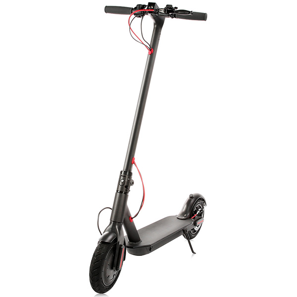 Rcharlance S8 5.2Ah Battery 8.5 Inch Dual Wheels Folding Electric Scooter Dual-Brake 250W Motor Electric Scooter With EU Plug