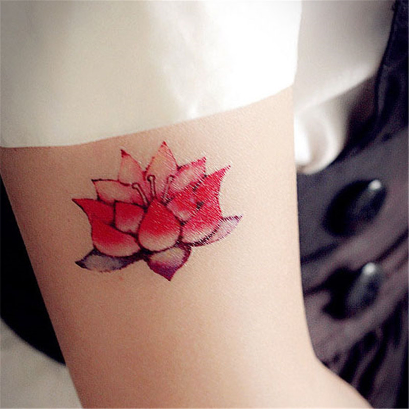 NANA Oosaki Nana Lotus Cosplay Animation Cartoon Logo Tatoo Tattoo Sticker XR070