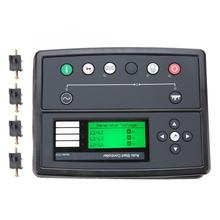 generator voltage regulator DSE7210 Deep Sea Electronic Generator Controller Module Control Panel LCD Display Generator Parts deepsea generator controller dse720 control panel dse720
