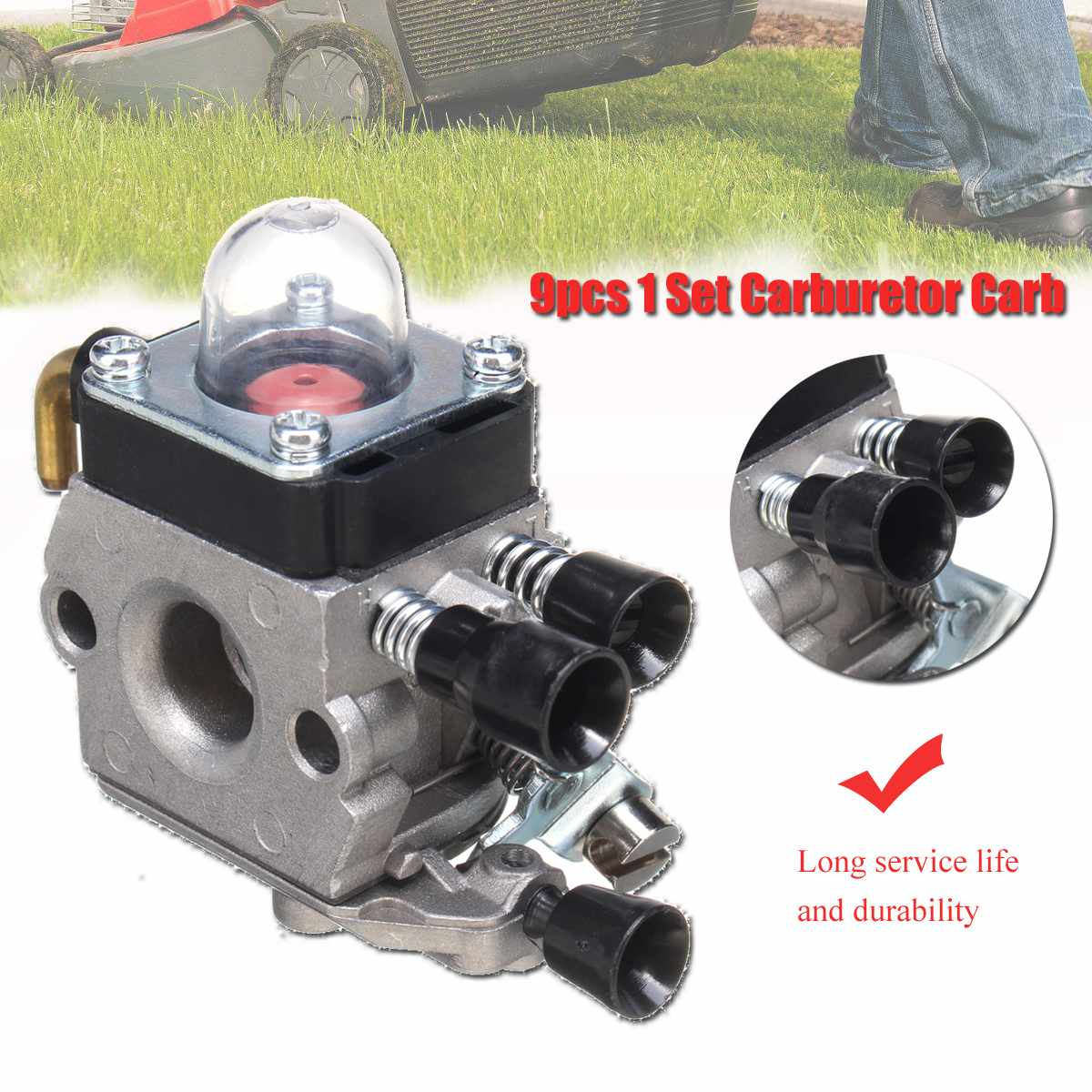 STIHL CARB ASSY C1Q-S186B 4140-120-0619 B 4140 120 Carburatore per ZAMA