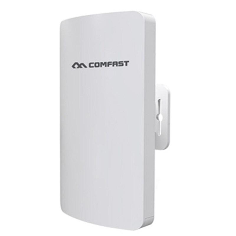 COMFAST CF-E110N V2 longue couverture 5 km Wifi Siganl amplificateur haut Gain extérieur Wifi routeur 2.4G 300 mbps routeur extérieur Wifi CPE