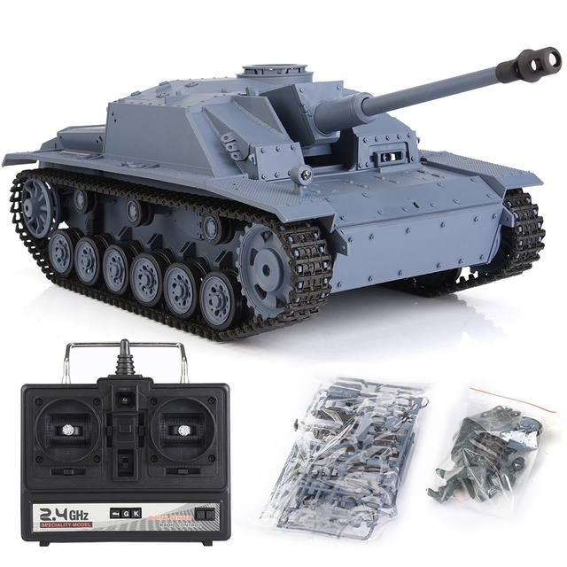 Heng Long 3868 1 RC Tank 24GHz 16 Scale German III F
