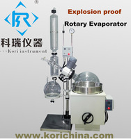 30L Explosion proof Rotary vacuum evaporator with multi purpose forLab distillation Stirring