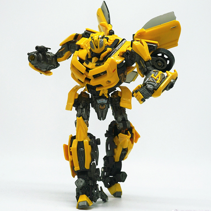 Transformation Bee <font><b>WeiJiang</b></font> <font><b>Mpm03</b></font> M03 Movie action figure Anime Character Model Bee Deformable Robot Car Excellent Detail Toy image