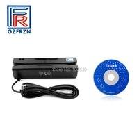 多機能 4 1 で USB 磁気カードリーダー + メモリカード + RFID カード + PSAM カードリーダーとライターオールインワン
