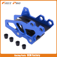 Rear Plastic Chain Guide Guard Sprocket Guard Protector For YAMAHA YZ125 YZ250 YZ250F YZ450F YZ WR 250X 250F 250FX 450F 450FX