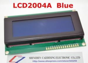 Image 1 - Suq Lcd Board 2004 20*4 Lcd 20X4 5V Blauw Scherm LCD2004 Display Lcd Module Lcd 2004 Voor arduino