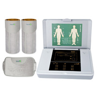 Low Medium Frequency Therapeutic Device Medical Physiotherapy Equipment China Massage Therapy Digital Health Care Massager 528B+