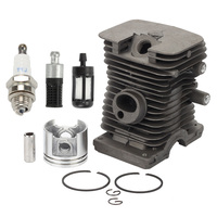 018 MS180 New 38mm Cylinder Piston Kits With Spark Plug Fuel Filter Fit Chainsaw MS 180 Chainsaw Spares Motosierra