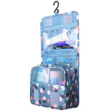 Home Storage Travel organizers cosmetics store cosmetic bag folded hang washing 18 New Bags