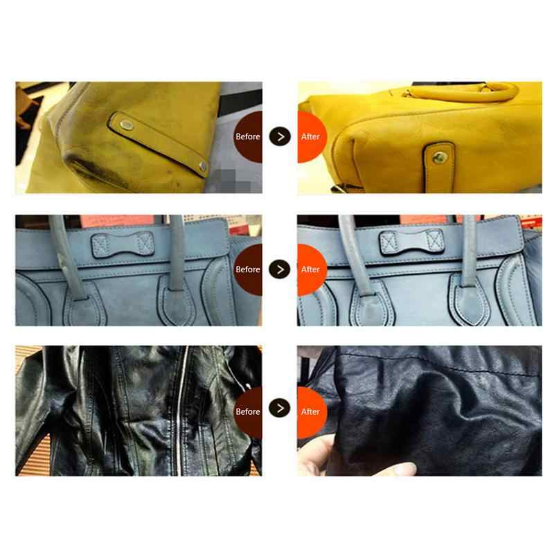 80ml Leather Cleaner Sofa Bag