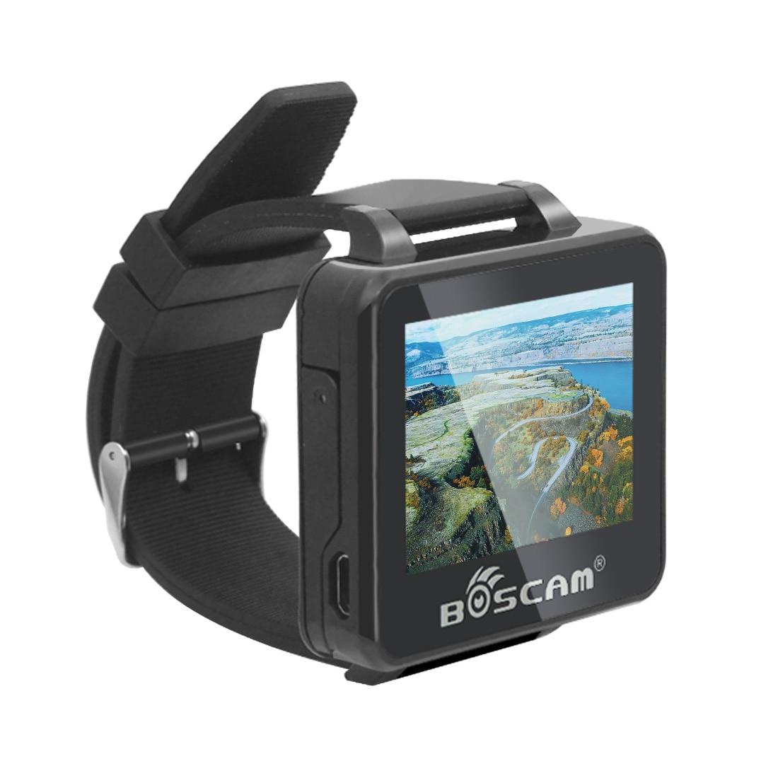 BOSCAM BOS200RC FPV системы часы 200RC 5,8 ГГц 32CH HD 240*960 2 TFT мониторы беспроводной приемник для DIY RC камера Heli Quadcopter F18526