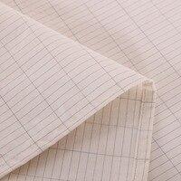 Earthing Sheet fabric Silver & Cotton fabric