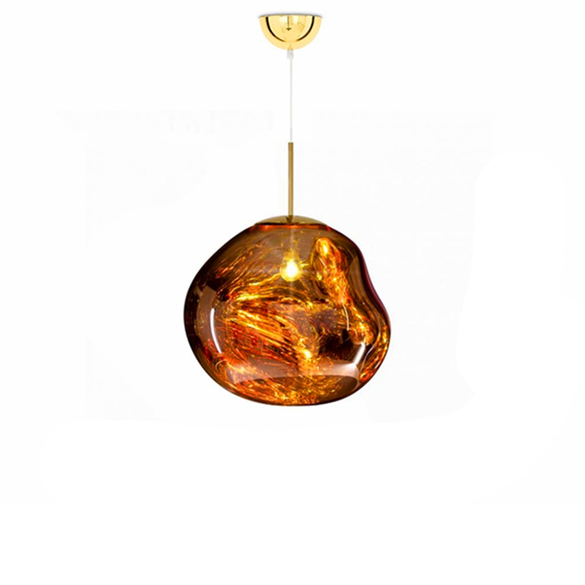 Modern Tom DIXON Lava LED Pendant Lamps Glass Ball Hanglamp Pendant Lights Lighting Art Bedroom Bar Living Room Kitchen FixturesModern Tom DIXON Lava LED Pendant Lamps Glass Ball Hanglamp Pendant Lights Lighting Art Bedroom Bar Living Room Kitchen Fixtures