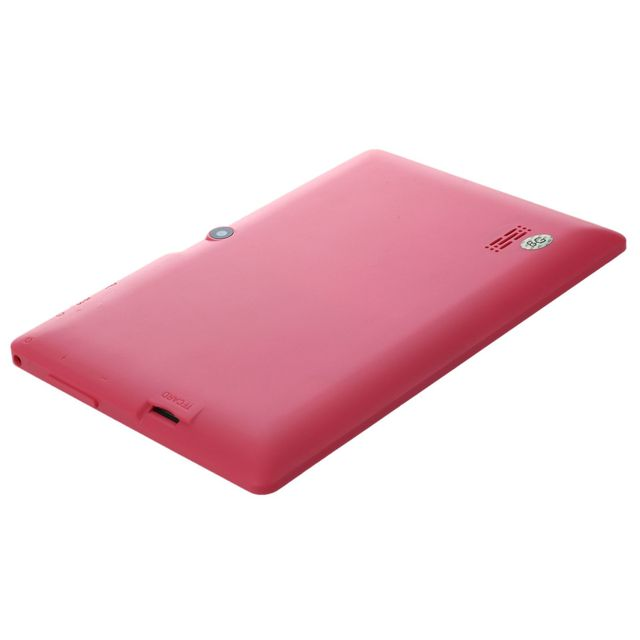 7 inch Android Google Tablet PC 4.2.2 8GB 512MB DDR3 Quad-Core Camera Capacitive Touch Screen 1.5GHz WiFi 4